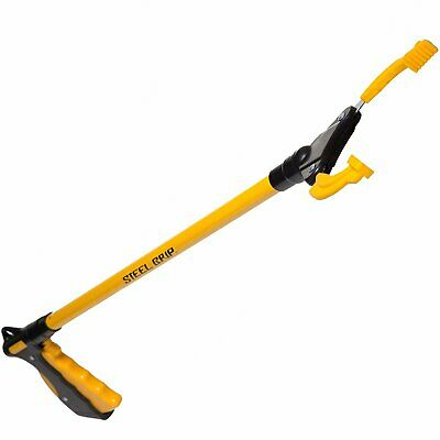 "New Steelgrip TA5105 Heavy duty Pick Up Tool, 36"" Handicap Reacher Grabber Trash"