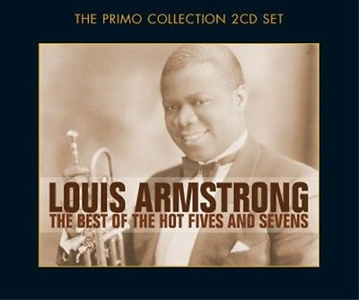 Louis Armstrong - Best Of The Hot Fives & Sevens (CD Used Very Good)