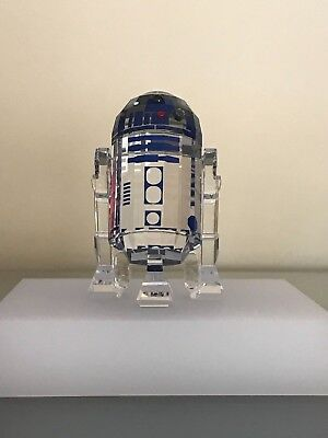 SWAROVSKI R2D2 in ORIGINAL BOXES with CERTIFICATE
