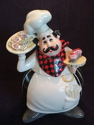 American Atelier French Pastry Chef Buon Appetito Cookie Jar