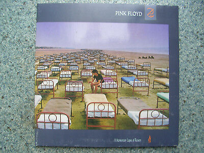 Pink Floyd - A Momentary Lapse of Reason, LP, weißes Vinyl, 1987
