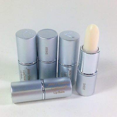 Jane Iredale Lip Drink Lip Balm - Sheer - 5 Samples