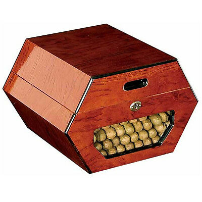 Don Salvatore Cuban Wheel 50-ct Humidor