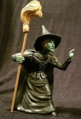 1988 Anniversary Wicked Witch Of The West Figure Wizard Of Oz Turner Leows