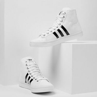quality design 09bee 05a3f Adidas Originals Shoes Court Vantage MID S78792 White  Black Men s Size 10