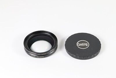 Century Pro Series HD .6X Wide Angle Adapter MK III with Lens Cap and Soft Case