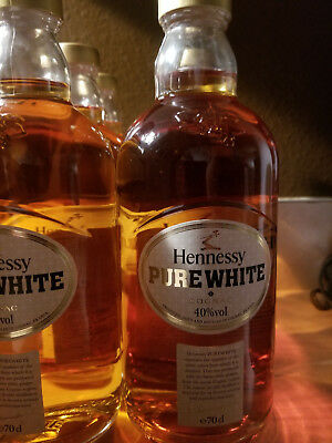 Hennessy Pure White (two bottles)