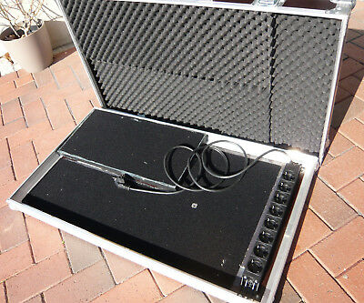 Flight Case Pedal Board Effekt Koffer unbenutzt unused