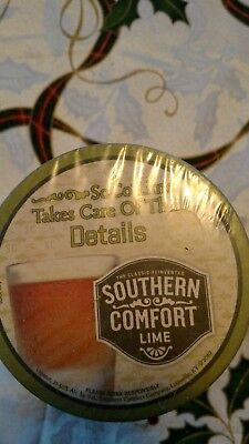 southern comfort coasters