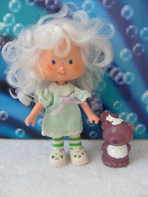 Vintage Angel Cake with Souffle ~ Strawberry Shortcake Doll ~ replacement shoes