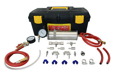 Buoy Injector Cleaner With Adapters And Pressure Gauge (Free Shipping)
