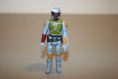 Star Wars 1979 Vintage Kenner Boba Fett Action Figure Made In Taiwan