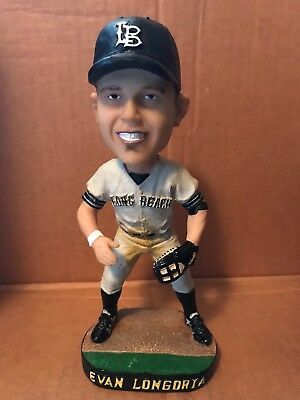 Evan Longoria Bobblehead Long Beach State San Francisco Giants
