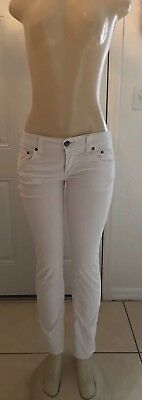 Younique Jeans Off White Size 9