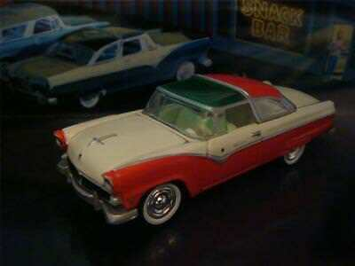 1955 55 Ford Crown Victoria V-8 Sky View Luxury Coupe 1/64 Scale Limited Edit V
