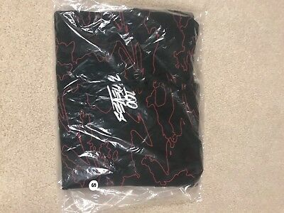 100 Thieves Geography Hoodie-  New size small w/sticker
