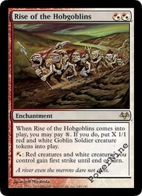 Hybrid Eventide Mtg Magic Rare 1x x1 1 PLAYED Overbeing of Myth
