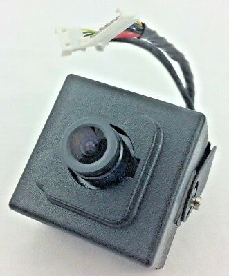 DeView WDRS29ATM 700HTVL-E Wide Dynamic Covert Micro ATM Security Camera NEW