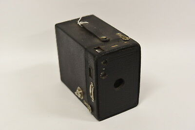 Vintage Kodak Brownie 2A Model B 116 Camera - Shutter Sticky