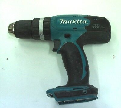 Makita 18v DHP453 Cordless Hammer Drill Driver Skin Only Bids From $1.00