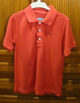Brand New RM Williams Colts RED Polo Top - Size 4