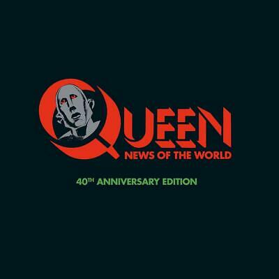 Queen - News Of The World (40th anniversary Edition) (5 Cd)
