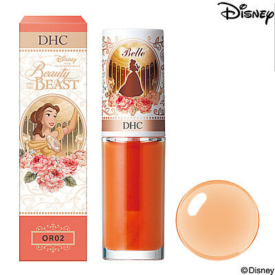 DHC Japon x Disney Beauty and the Beast Belle Lip Oil Essence Edition Limitee