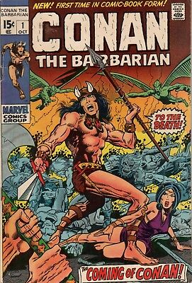 Conan The Barbarian #1-275 Sword & Sorcery Collection On Dvd