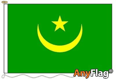 Mauritania Old Custom Made To Order Various Flag Sizes