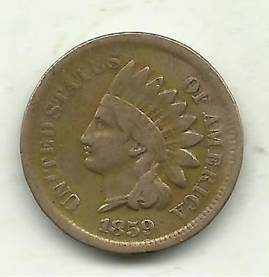 One cent 1859 - United States of America