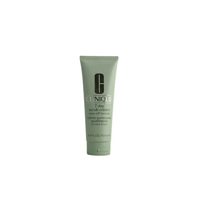 Cosmética Clinique mujer 7 DAY SCRUB cream rinse off formula 100 ml