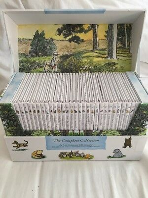 Winnie the Pooh The Complete Collection boxed book set