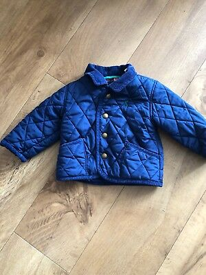 Baby Boys Joules Coat 3-6 Months