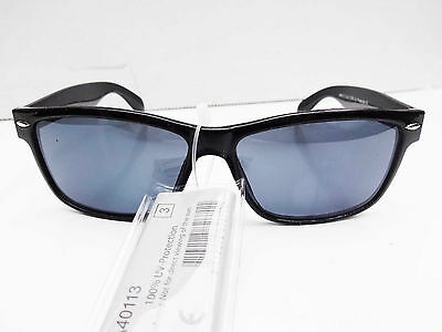 New Top Quality Black Sunglasses Uv400 Protection Ce Approved Uk Seller A40113