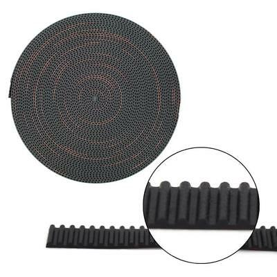 High Qualty 2M GATES 6mm GT2 RF Fiber Glass Reinforced Rubber Timing Belt for 3D