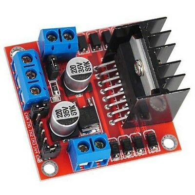 Stepper Motor Drive Controller Board Module L298N Dual H Bridge For Arduino-#