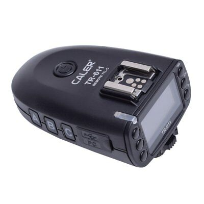 Jinbei CALER TR-611 TTL HSS Flash Transmitter Trigger for Canon & HD-610 Strobe