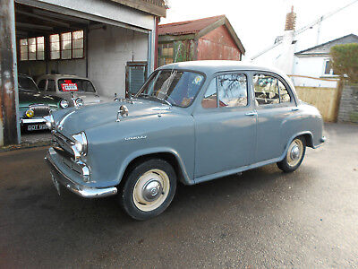 morris cowley 1955 1200cc excellent drive tax and mot exempt drive or restore