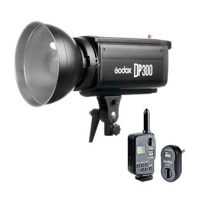 Godox DP300 300W 300Ws Studio Strobe Flash Light Head + FT-16 Trigger Kit 220V