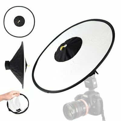 44x18cm Godox RS18 Circular Portable Foldable Conical Softbox For Flash Camera