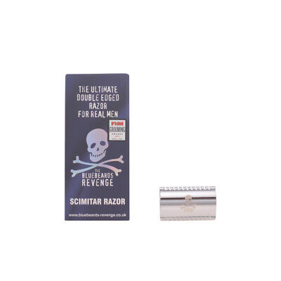 Cosmética The Bluebeards Revenge hombre THE ULTIMATE double edged razor 1 pz