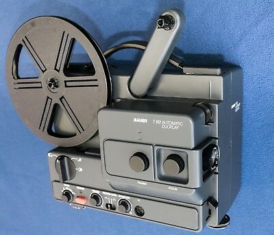 Bauer Super 8 Projektor T182 automatic duoplay