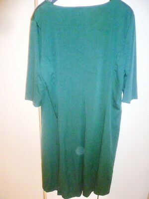 Dress  Green  size 6XL/24 BNWT