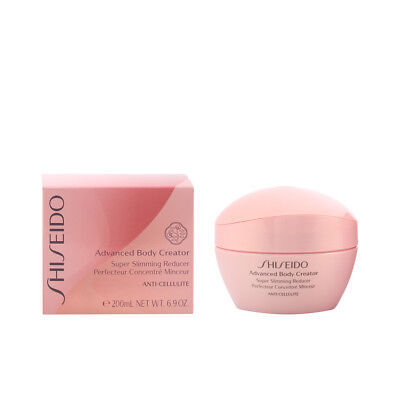 Cosmética Shiseido mujer ADVANCED BODY CREATOR super slimming reducer 200 ml