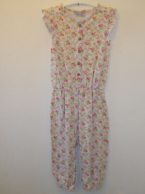 NEXT - Lovely Baby Girls DITSY All In 1 Jumpsuit Playsuit Outfit 18-24 Months