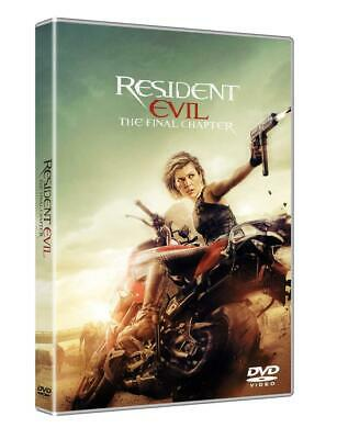 Resident Evil: The Final Chapter (Regione 2 PAL) - Movie
