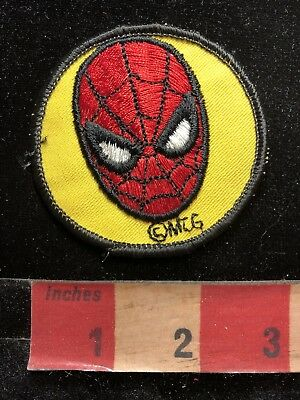 Vtg Version 2 MCG SPIDERMAN Patch - Spider Man 84M3