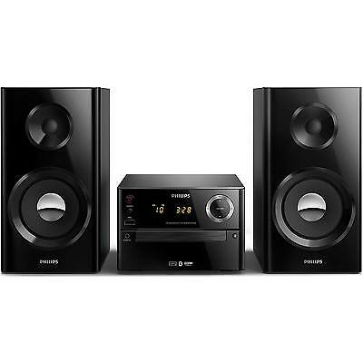PHILIPS BTM2180 micro music system 70 W RMS - Black FREE uk postage