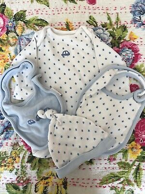 Mothercare Baby Boys 1-3 Months Bundle Set
