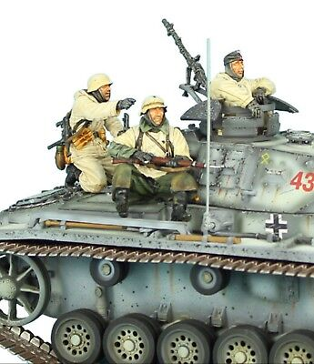 First Legion GERSTAL025Tank Riders Set 2 Retired!No King & Country!